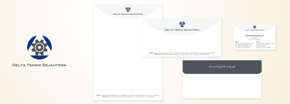 Delta Teknik Sejahtera, stationery