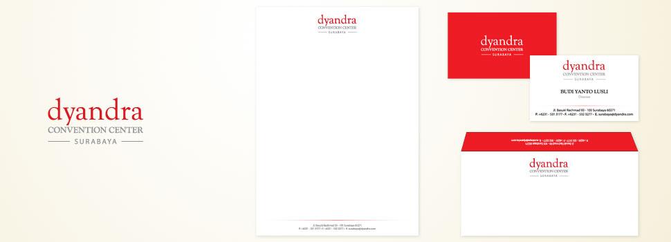 DyandraConventionCenter_Stationery